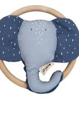 Trixie baby Ringrammelaar hout met dier