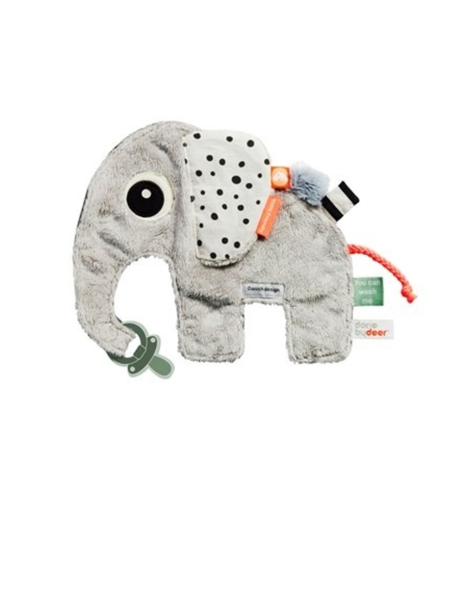 Done by deer  Cozy friend elephant grey