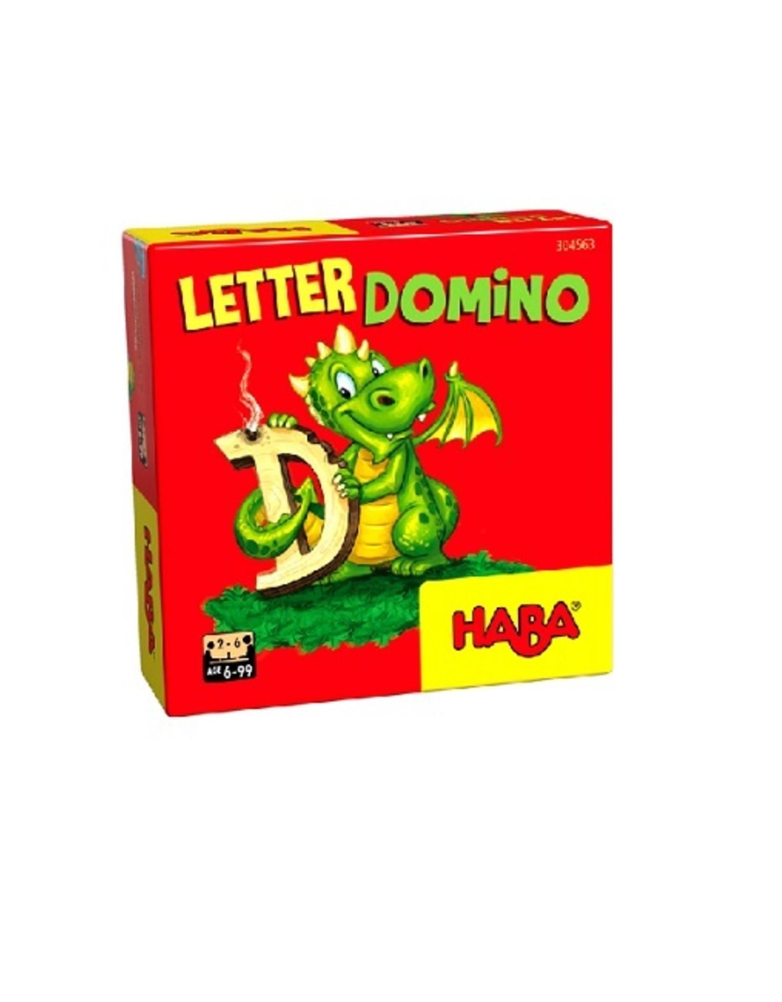 Haba Letterdomino 304563