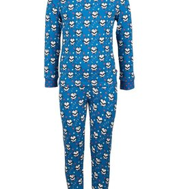 Someone Pyjama cobalt uil