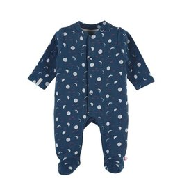 Noukie's Pyjama blauw alloverprint