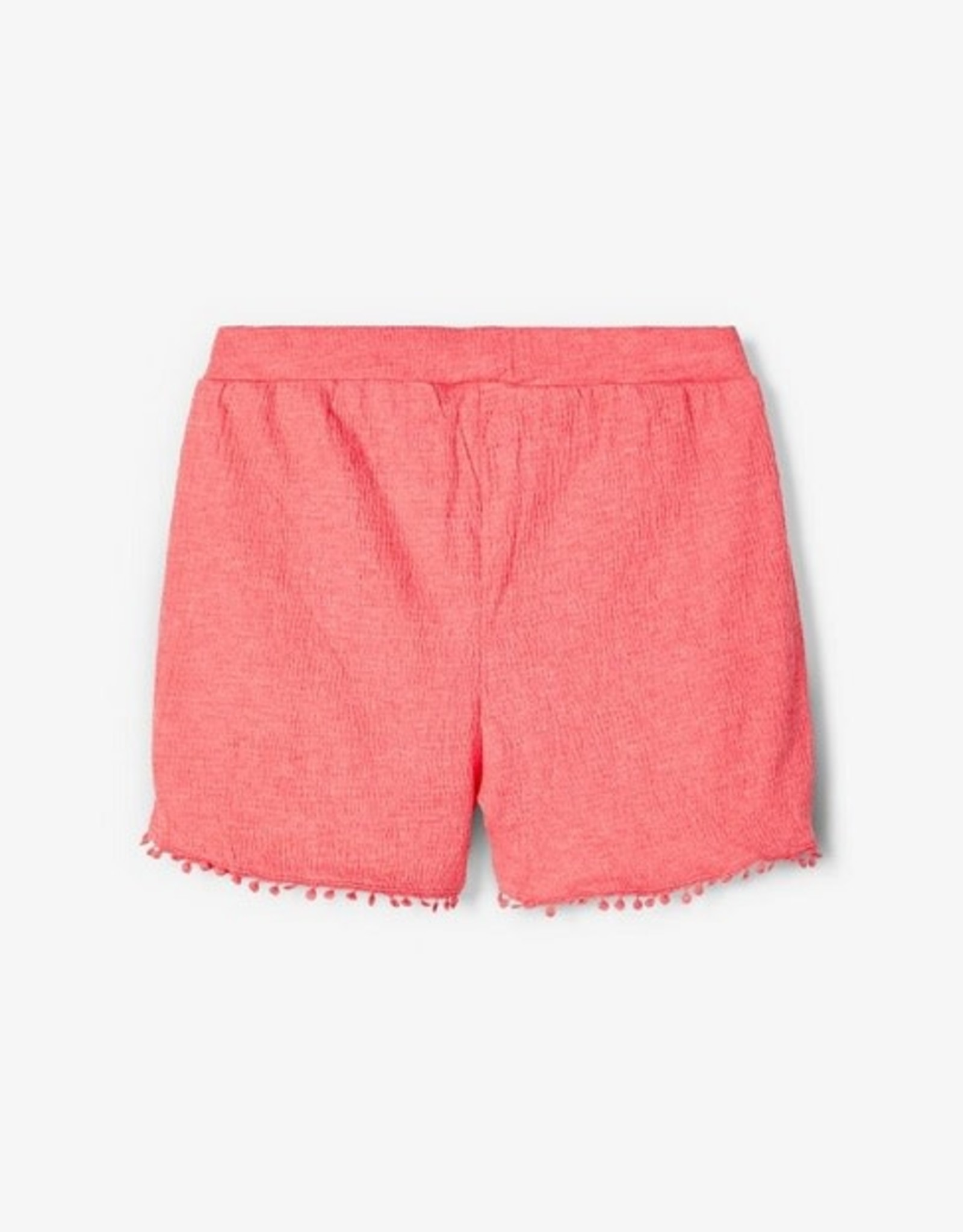 Name It M-short coral NMFHASWEET