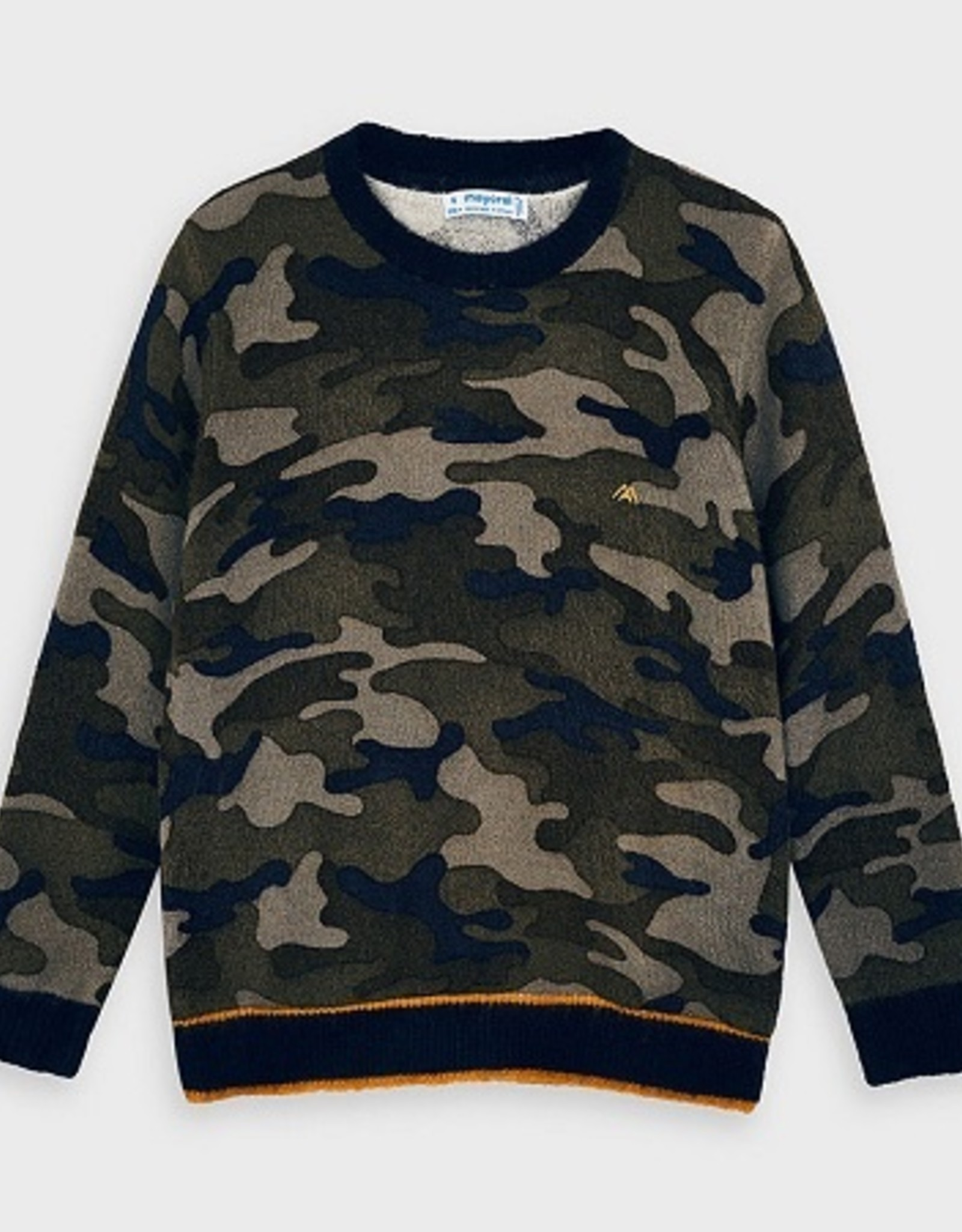 Mayoral Pull camouflage 4327