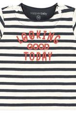 Noppies T-shirt streep Looking Nottokno
