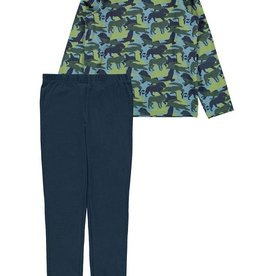 Name It Pyjama blue wilde dieren