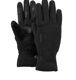 Barts Handschoenen Fleece zwart