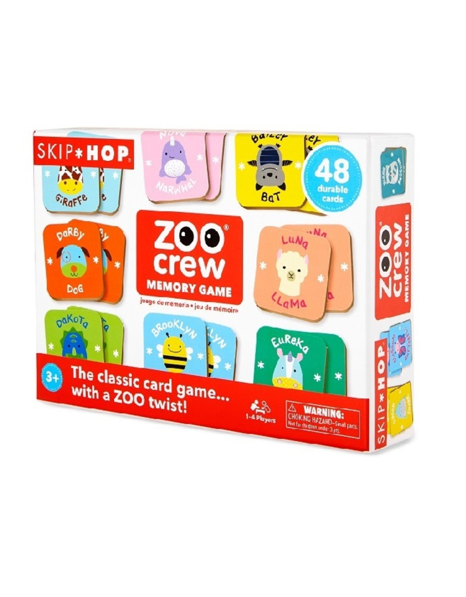 Skip hop Memo-spel