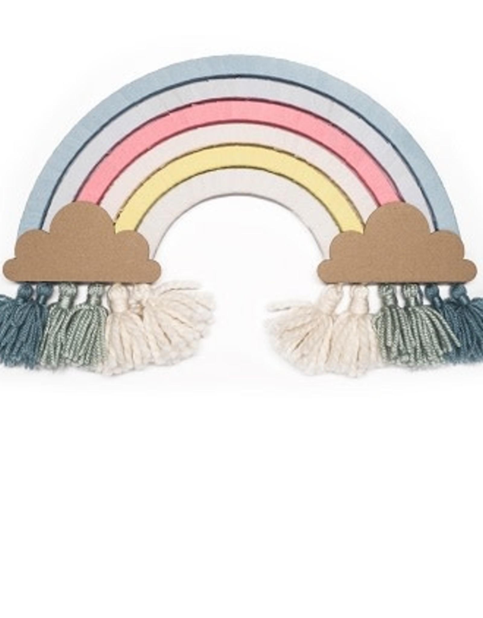 Koko cardboards Knutselpakket Rainbow