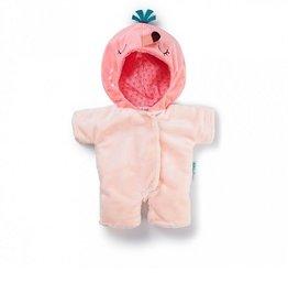 Lilliputiens Poppen outfit onesie flamingo