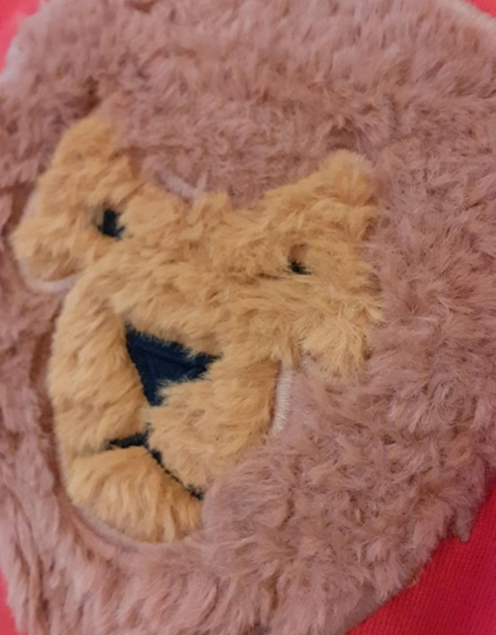 Someone Sweater met  kap rood leeuw