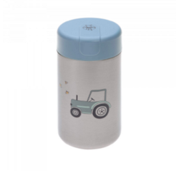 lLässig Food jar XL tractor