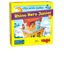 Haba Rhino Hero Junior