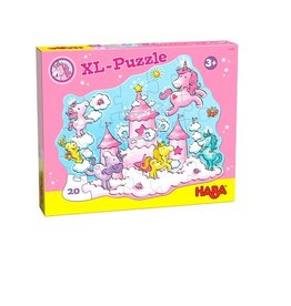 Haba XL Puzzel unicorn  20 st
