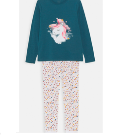 Name It pyjama unicorn  real teal