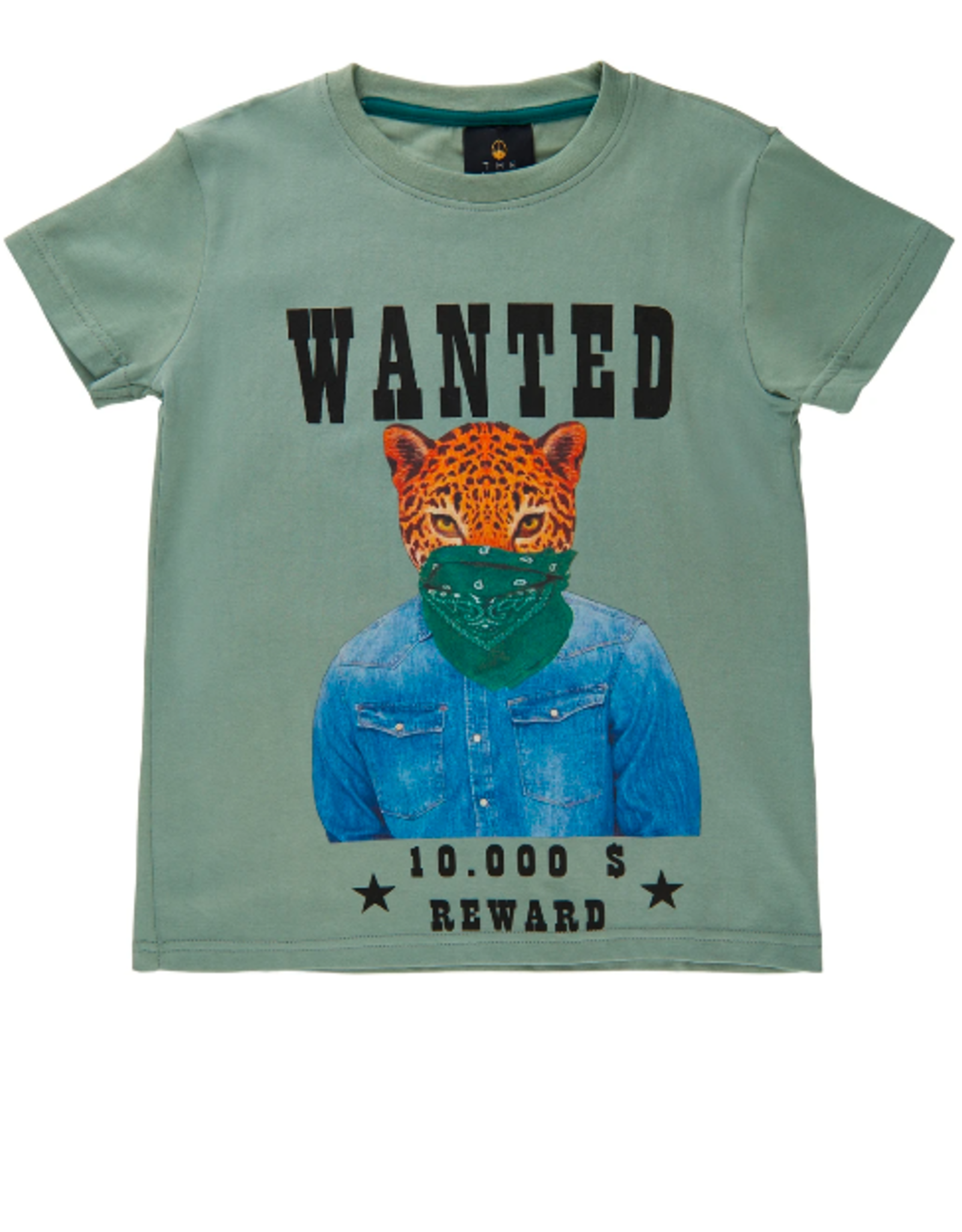 The New T-shirt WANTED