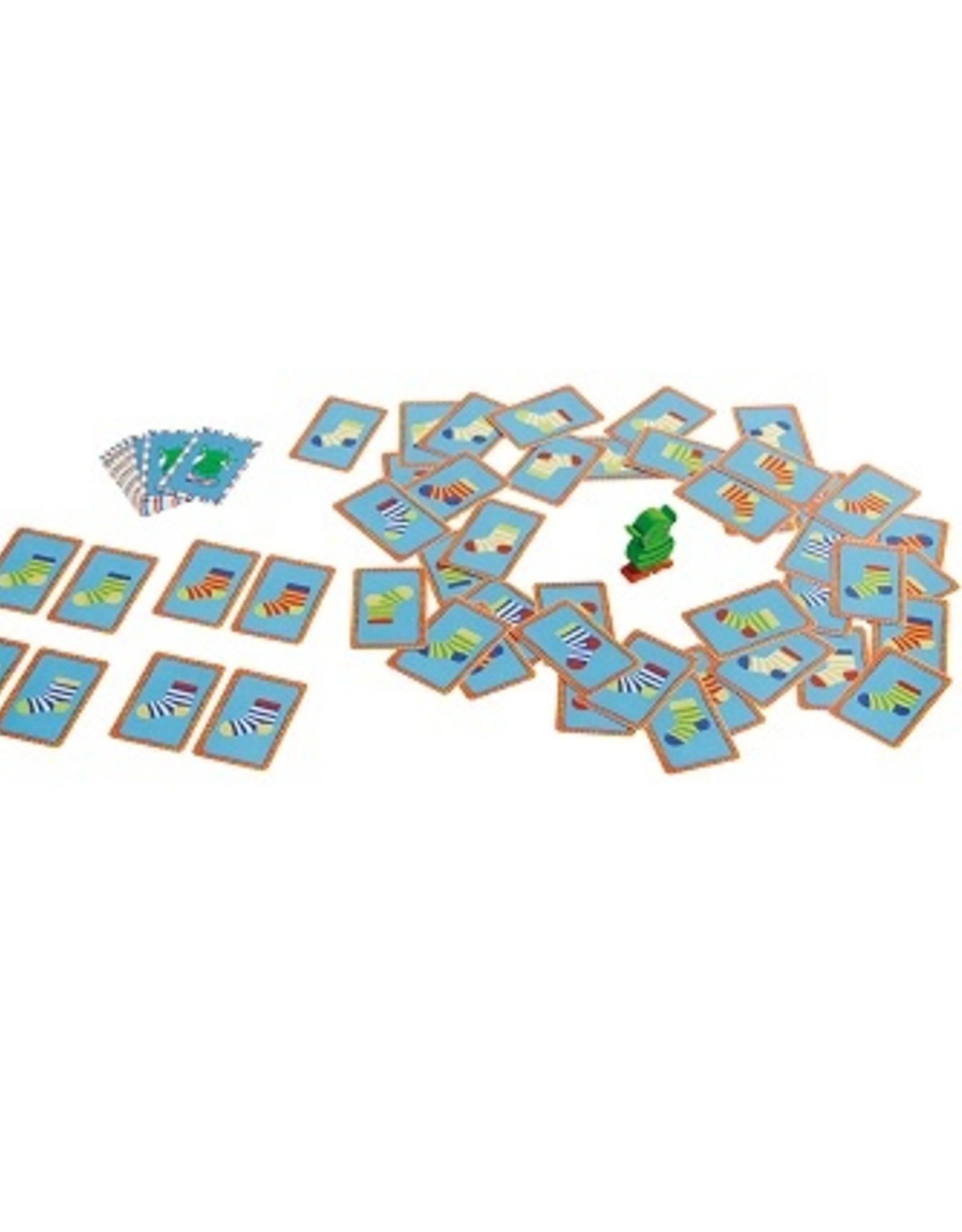 Haba Sokken zoeken kaartspel
