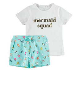 Name It Pyjama Mermaid squad
