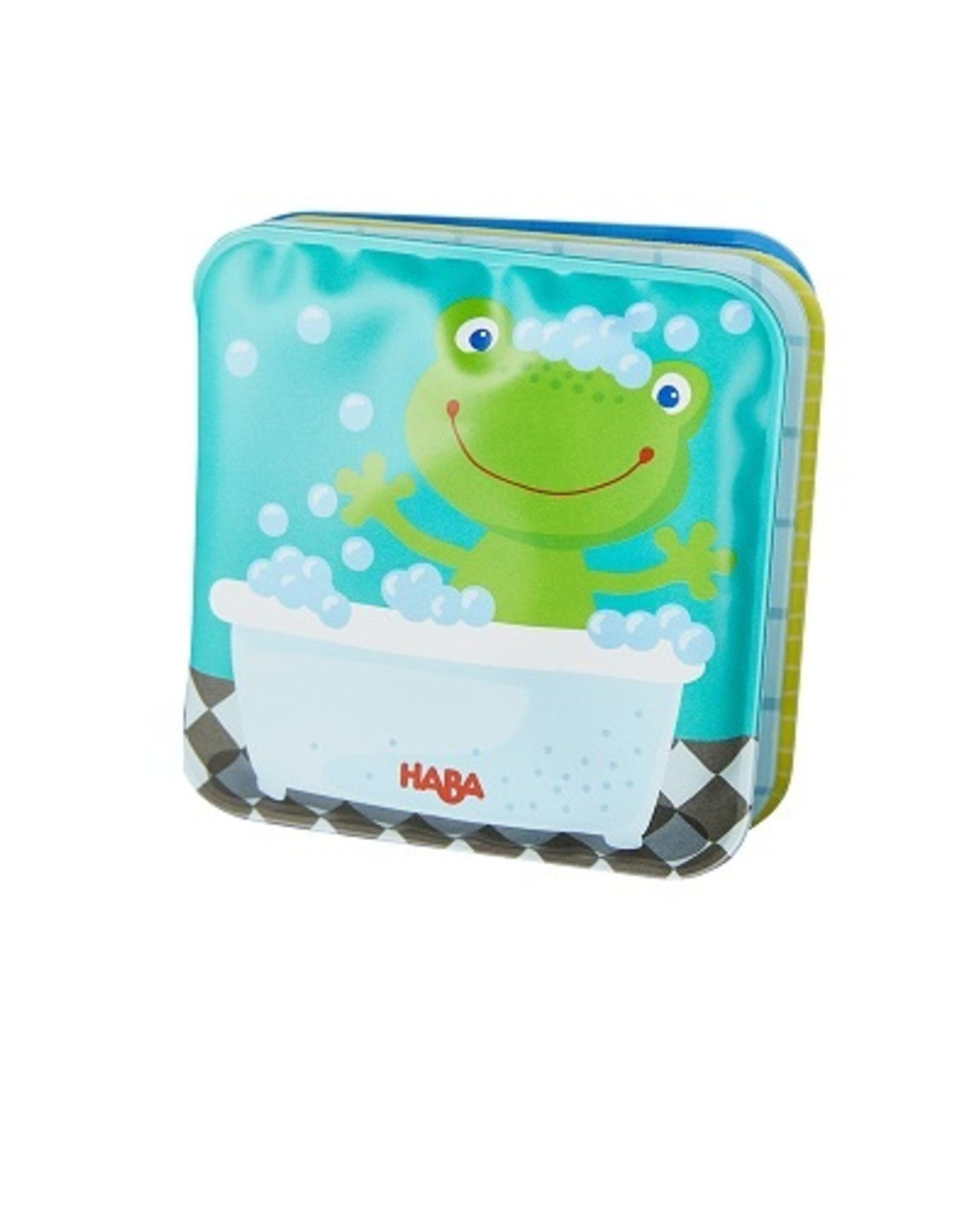 Haba Haba Mini badboekje Kikker Kris