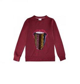 The New Sweater glittertong