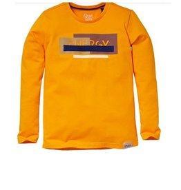 Quapi T-shirt oranje ENERGY
