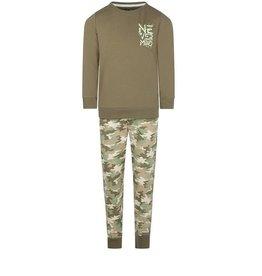 Charlie Choe Pyjama kaki camouflage