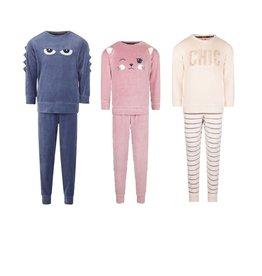 Charlie Choe pyjama velours