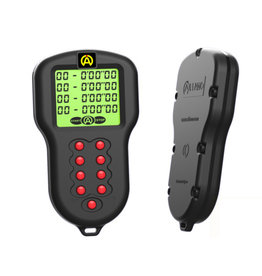 Alfano Alfano stopwatch zwart