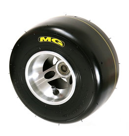 MG Tire MG SM geel voorband 10x4.5-5
