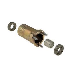 OTK OTK Wielnaaf magnesium 25x110MM HST