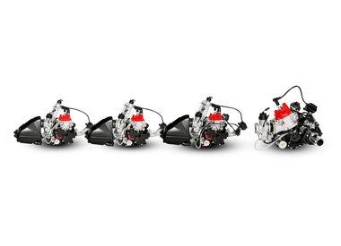 Rotax max  Motoren & onderdelen