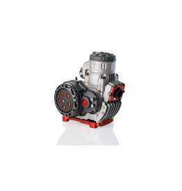 TM TM KZ R1 Special red Edition Titan motor