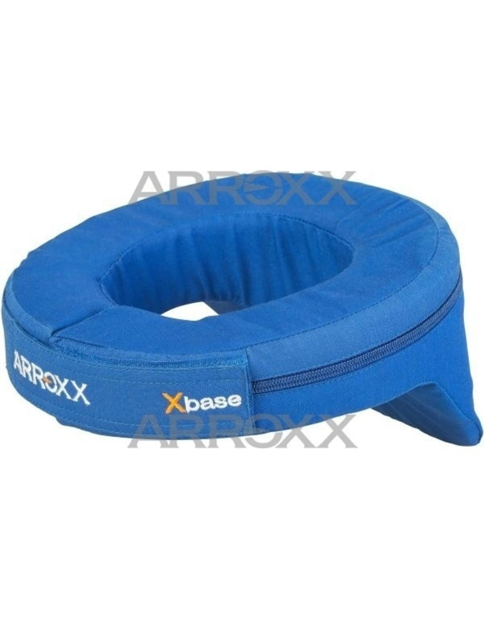 Arroxx Arroxx neckprotector Xbase blauw