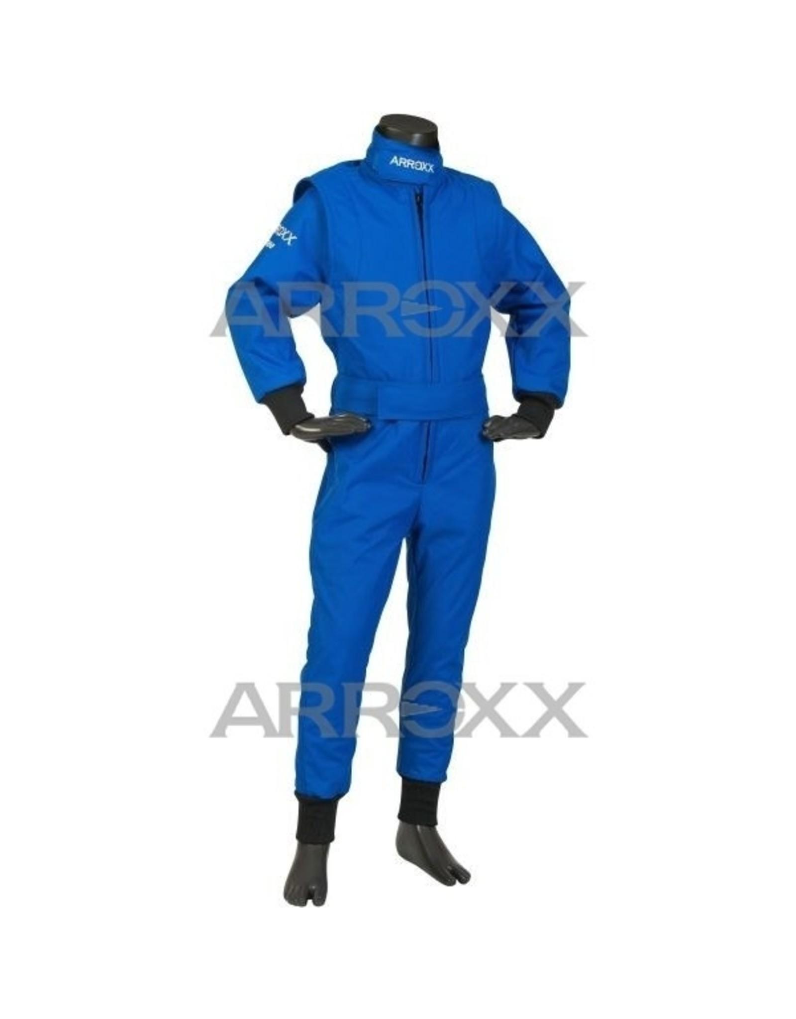 Arroxx Arroxx Level 2 overall Junior Blauw