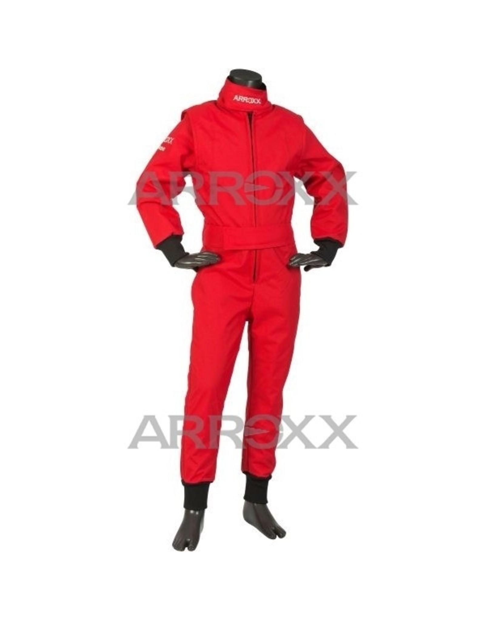 Arroxx Arroxx Level 2 overall Junior Rood