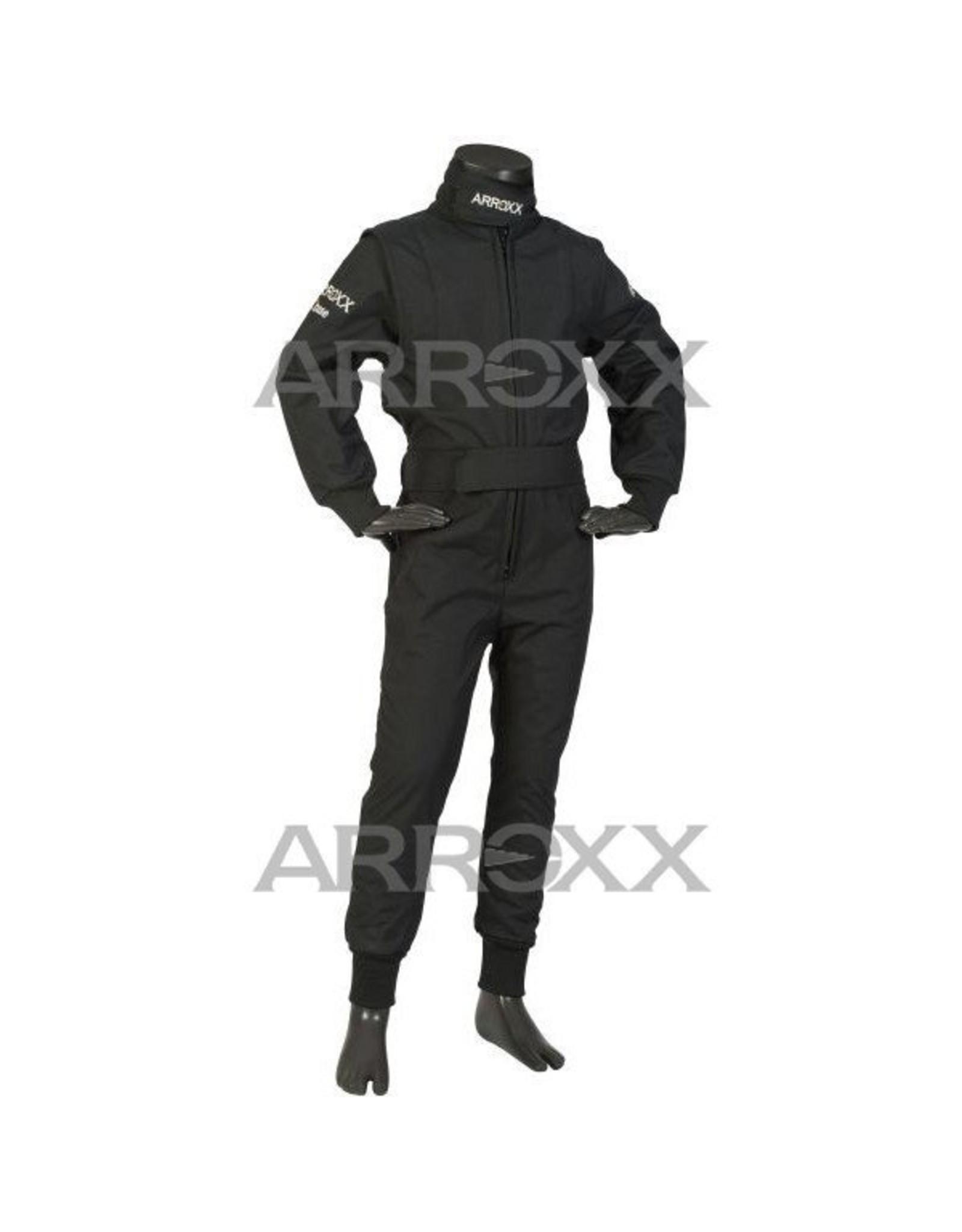 Arroxx Arroxx Level 2 overall Zwart