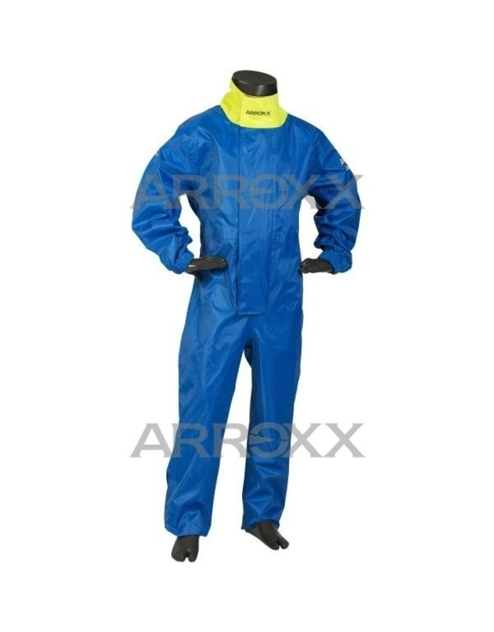 Arroxx Arroxx regenoverall Xbase  Blauw