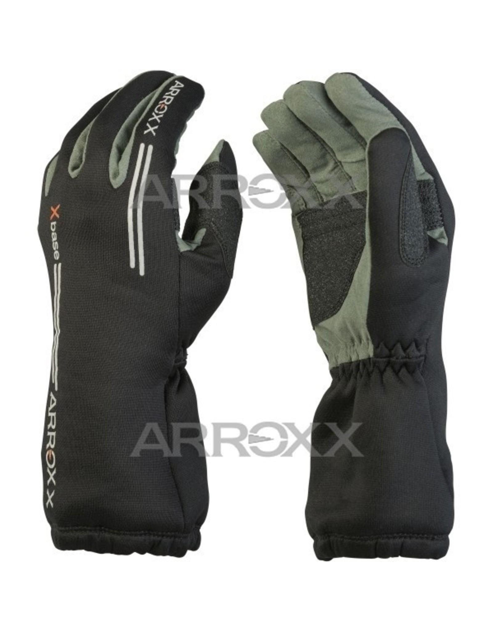 Arroxx Arroxx handschoenen Xbase zwart