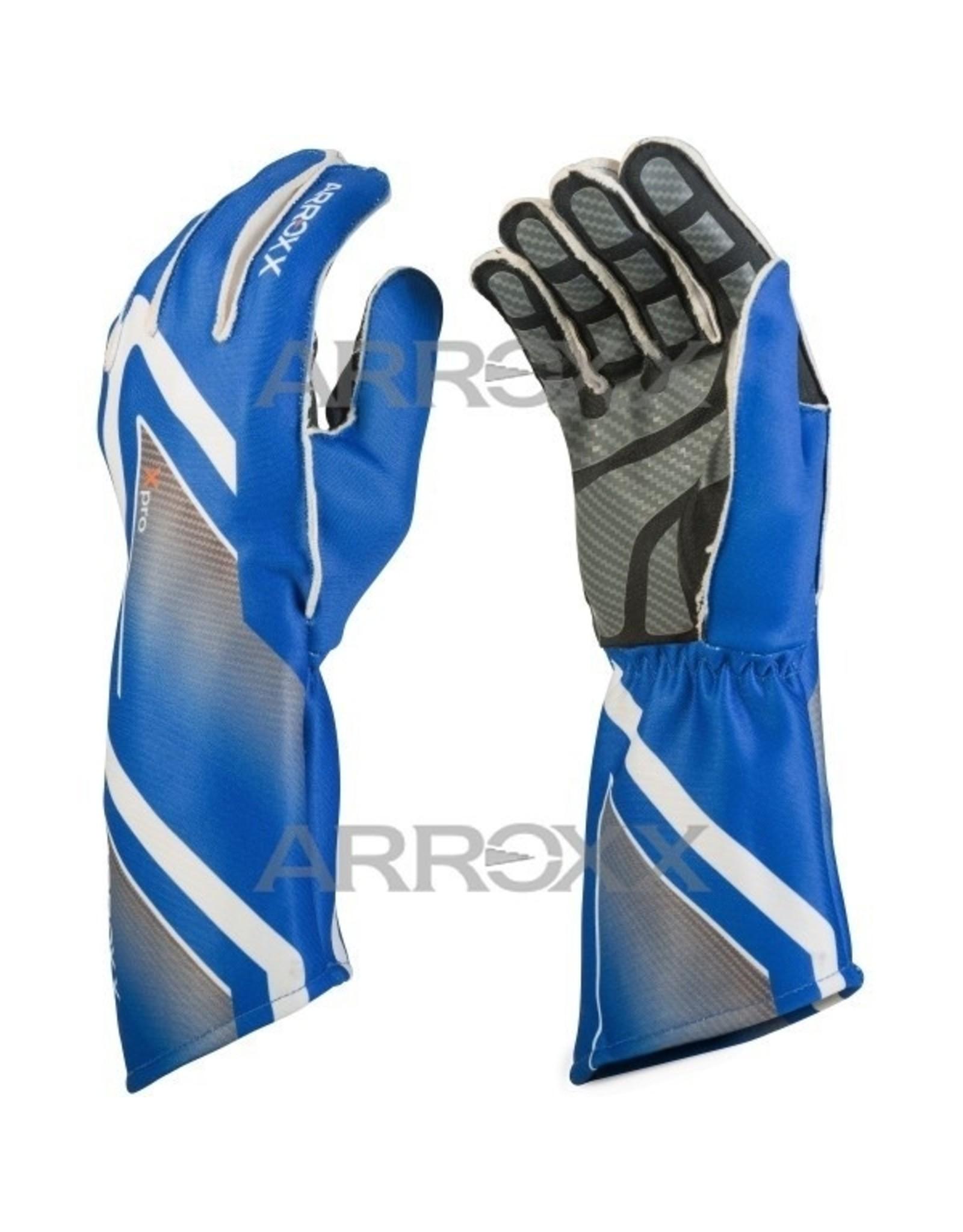 Arroxx Arroxx handschoenen Xpro blauw