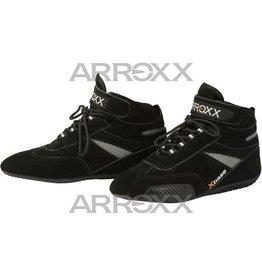 Arroxx Arroxx Xbase Kartschoenen Zwart leer