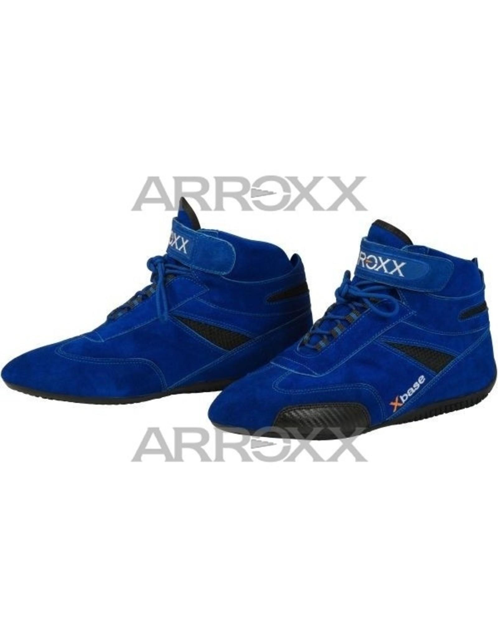 Arroxx Arroxx Xbase Kartschoenen Blauw Leer