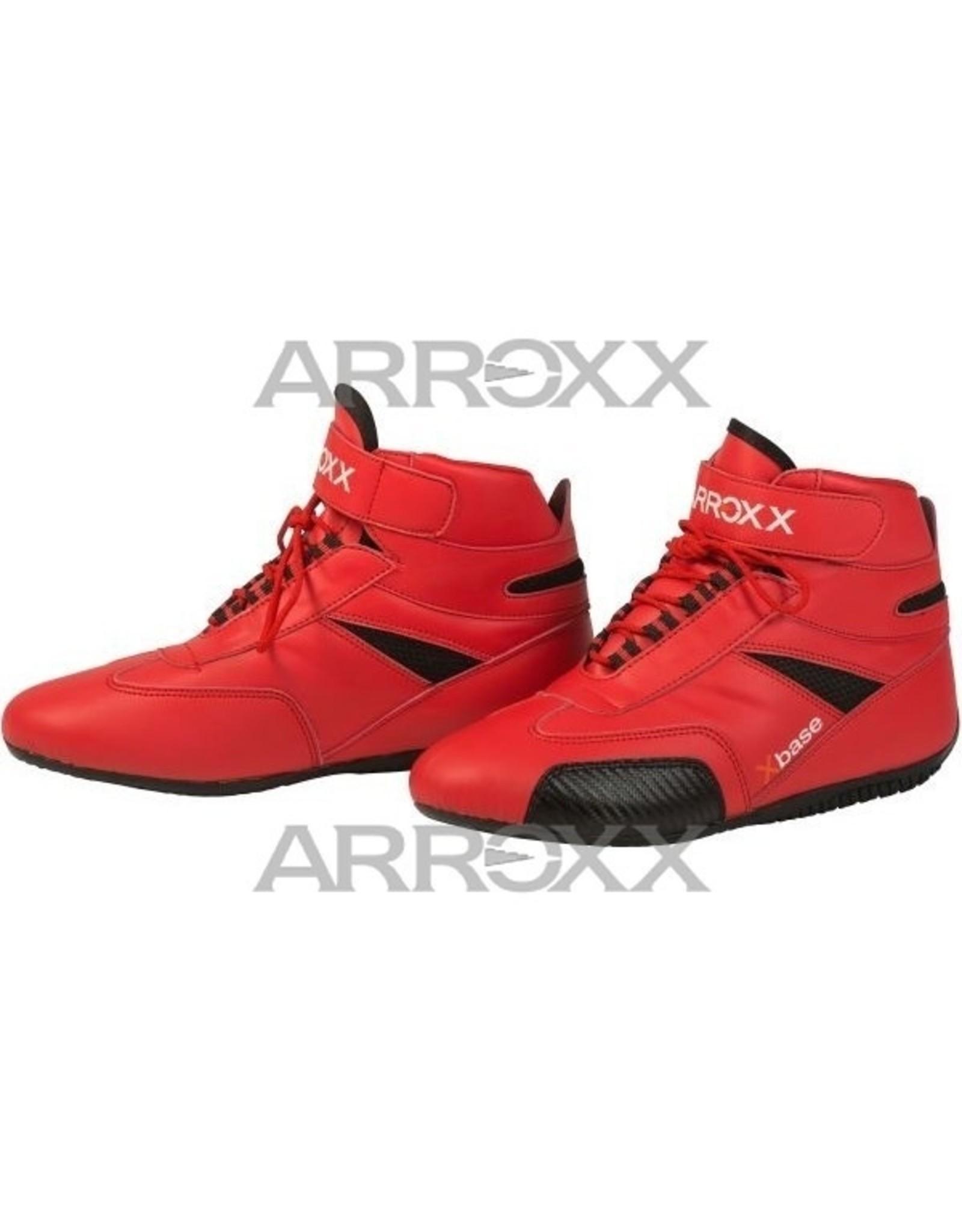 Arroxx Arroxx Xbase Kartschoenen Rood