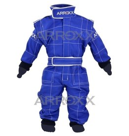 Arroxx Arroxx Baby Kart overall Blauw