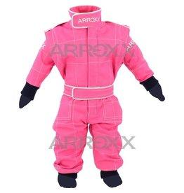 Arroxx Arroxx Baby Kart overall Roze