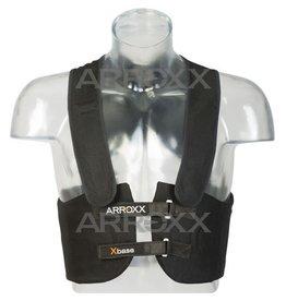 Arroxx Arroxx Rib protector Xbase zwart