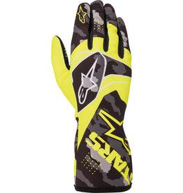 Alpinestars Alpinestars tech 1-Glove Camo Fluor geel/ zwart