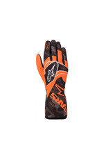 Alpinestars Alpinestars Tech 1-K glove Camo Fluor oranje / zwart