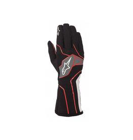 Alpinestars Alpinestars Tech 1-K V2 glove zwart / rood