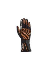 Alpinestars Alpinestars Tech 1-K V2 glove zwart / fluor oranje