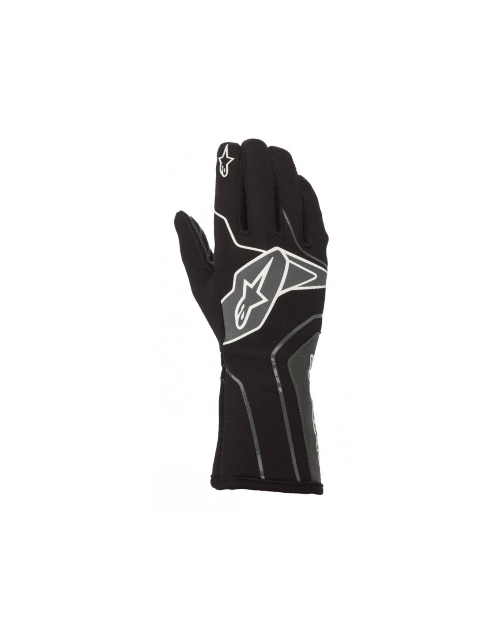 Alpinestars Alpinestars tech 1-K V2 glove zwart / antraciet