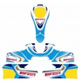 Top Kart Top Kart Stickerser KG 506